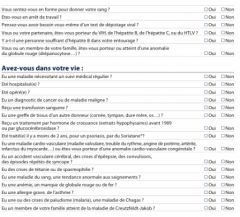 Questionnaire don du sang p2